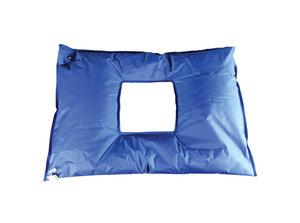 Pelvic vacuum bag